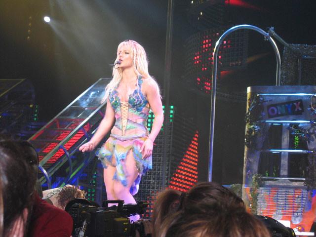 De hook up Britney Spears