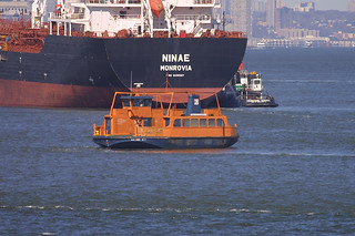 MICHAEL COSGROVE - STATEN ISLAND FERRY in New York, USA. March, 2006