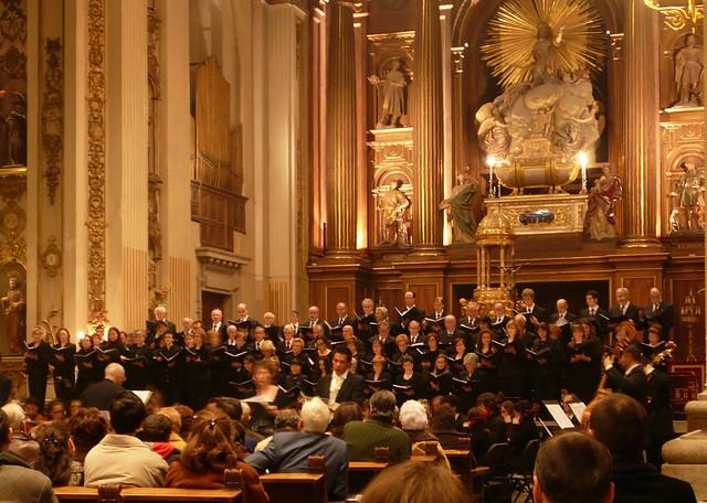 Coro Francisco Salinas de Salamanca. Requiem de Mozart