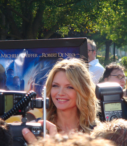 Michelle Pfeiffer at the Stardust premiere, by Jeremiah Christopher | by JeremiahChristopher