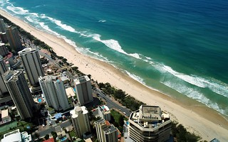 Surfers Paradise from Q1 Observation Deck | by o b s k u r a
