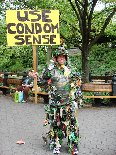 Use condom sense | by somethingstartedcrazy