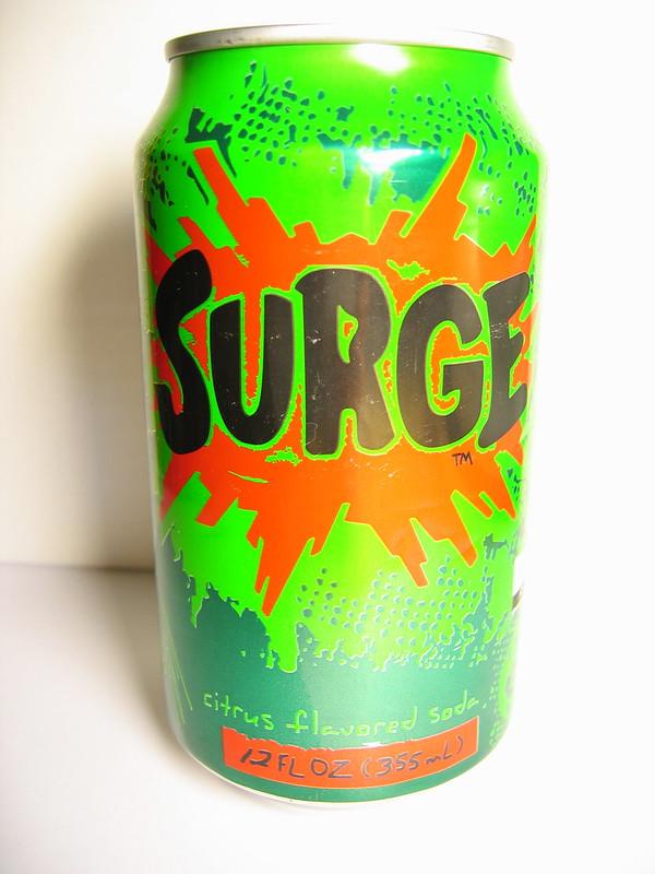 Surge front