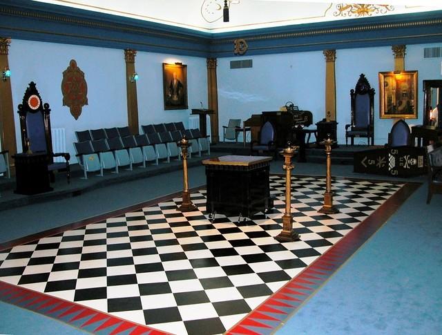 West Toronto Masonic Temple at 151 Annette Street, Toronto