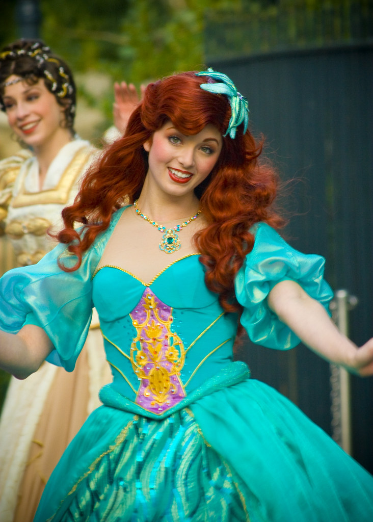 Princess Ariel, the Little Mermaid | Disney princess Ariel ...