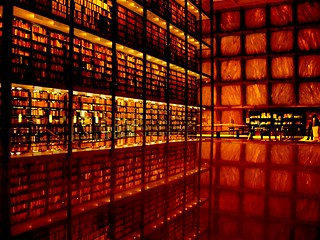 Yale Rare Book Library | by N. Hollot