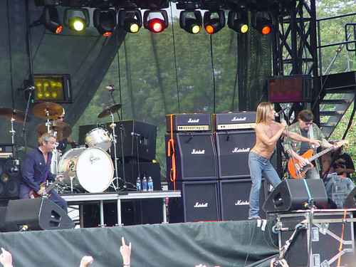 Iggy and the Stooges at Lollapalooza | by broox