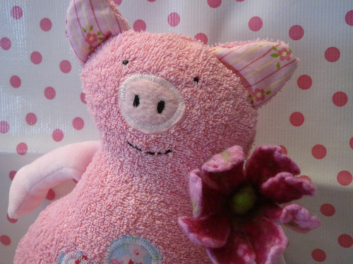"""Pig """"Rosalie"""" 