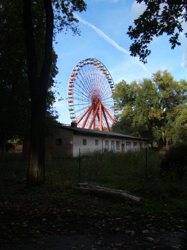 altes Riesenrad