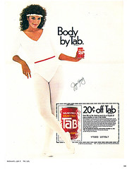 80s Advertisement - Body by TaB | by ILoveTaB
