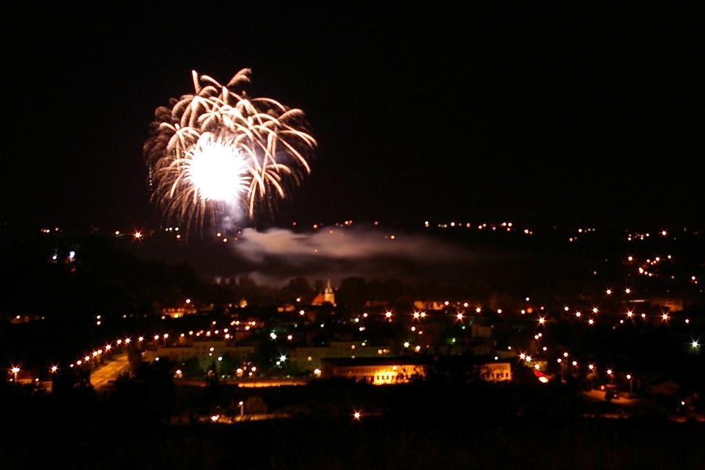 Sztuczne ognie / Fireworks
