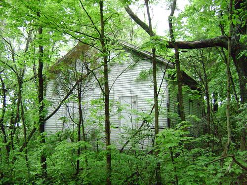 county school ohio house abandoned senior rural gum one wooden grove decay room forgotten warren schoolhouse