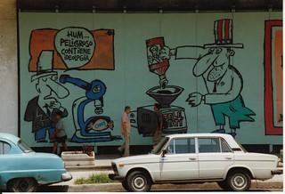 cuban propaganda   by berg_chabot