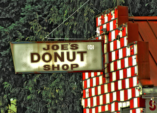 Joe's Donut Shop.  Sandy, Oregon. | by cheningilles