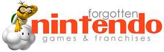 forgotten-nintendo-header | by racketboy