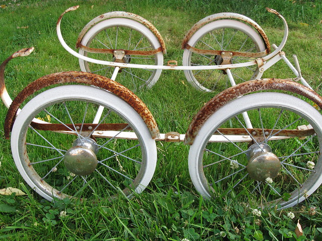 T2T Carriage Wheels