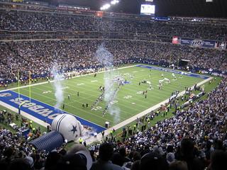 Cowboys vs. Packers   by grantlairdjr