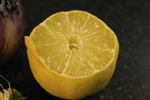 Disputed Lemon | by David Gallagher