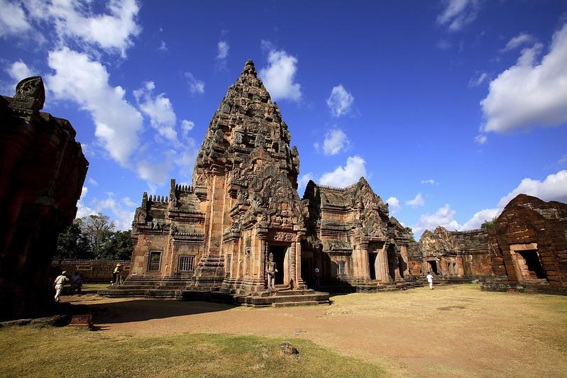 Phanom Rung Historical Park Buri Ram48