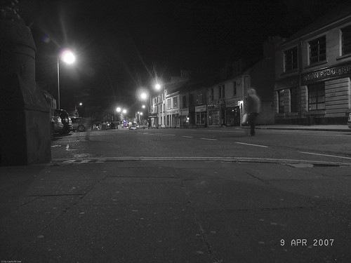 night photography black&white-1 | by billdsym
