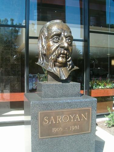 William Saroyan   by Matt (mistergoleta)
