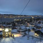 Viajefilos en Tromso, Monte Floya 014