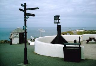 Land's End Cornwall Coastal Path Day 2