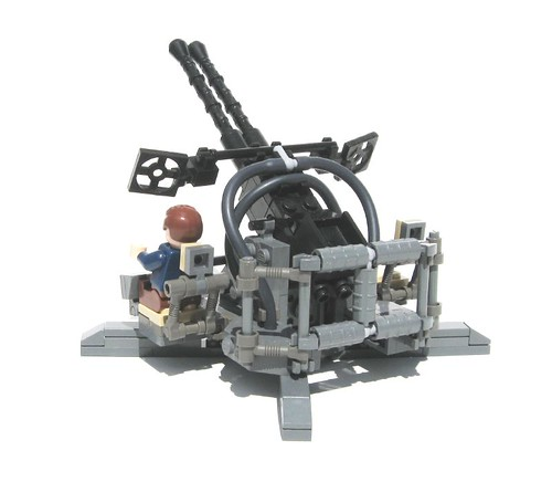 lego wwii anitaircraft