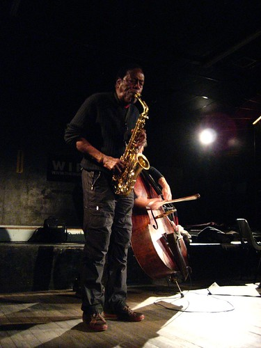 Sonny Simmons + Tight Meat Trio | by _mattxb