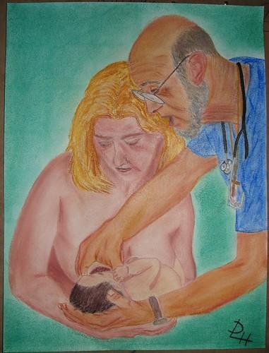 Teaching God's Design for Breasts (pastel) | by PastorDavidRN