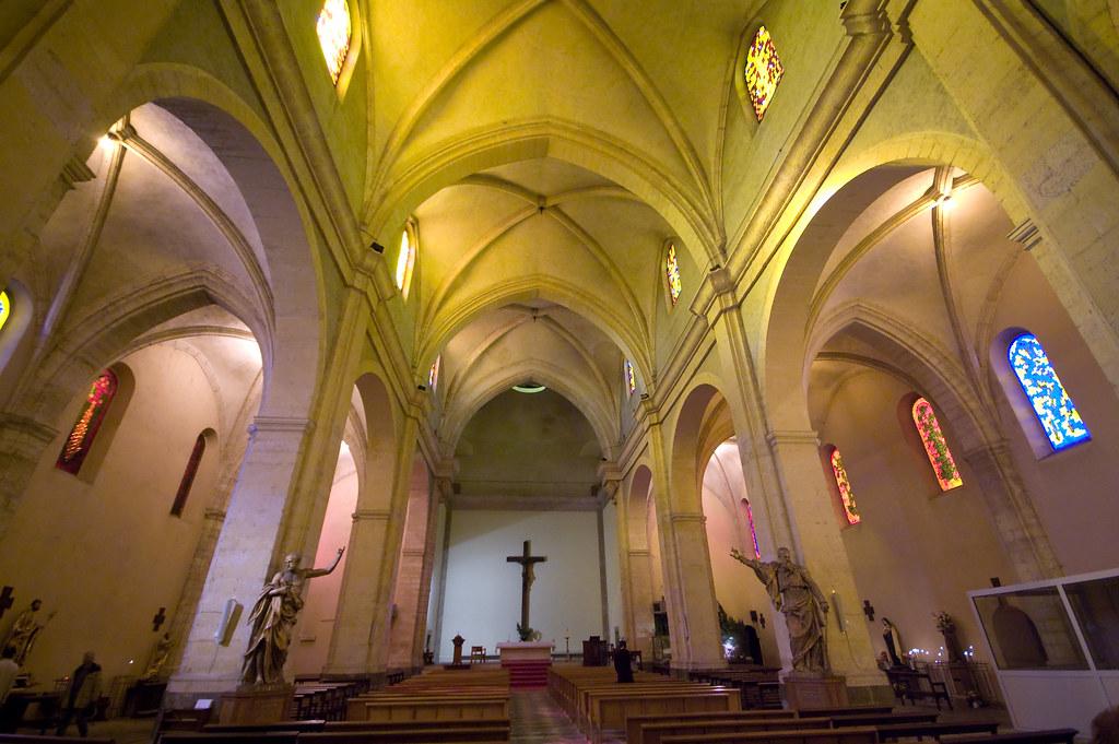 Eglise de la Seyne