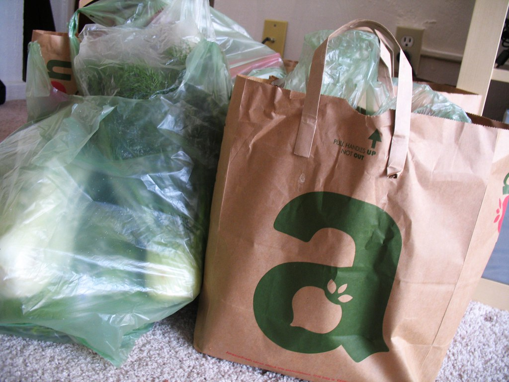 we switched grocery delivery services again | from safeway t