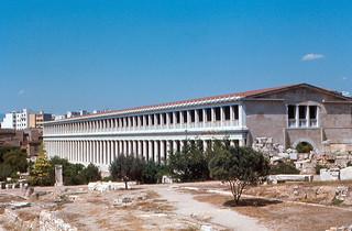 Athens - Stoa of Attalos