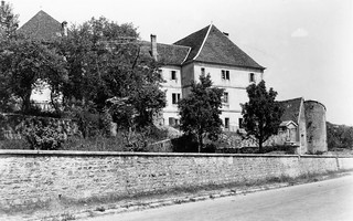 L'ancien couvent des Bernardines à Orgelet