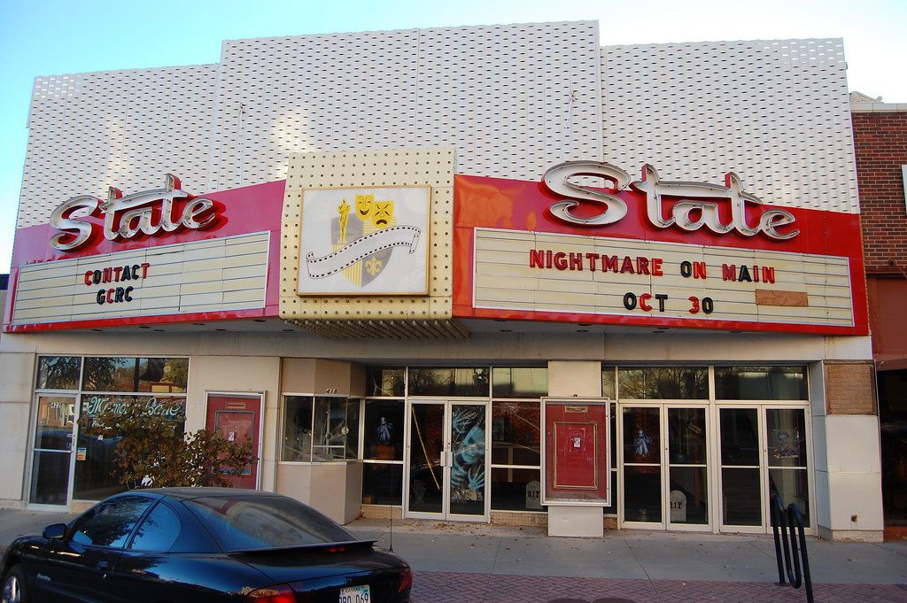 Superbe STATE Theatre   Garden City, Ks Closed! Photo #2 | State The ...