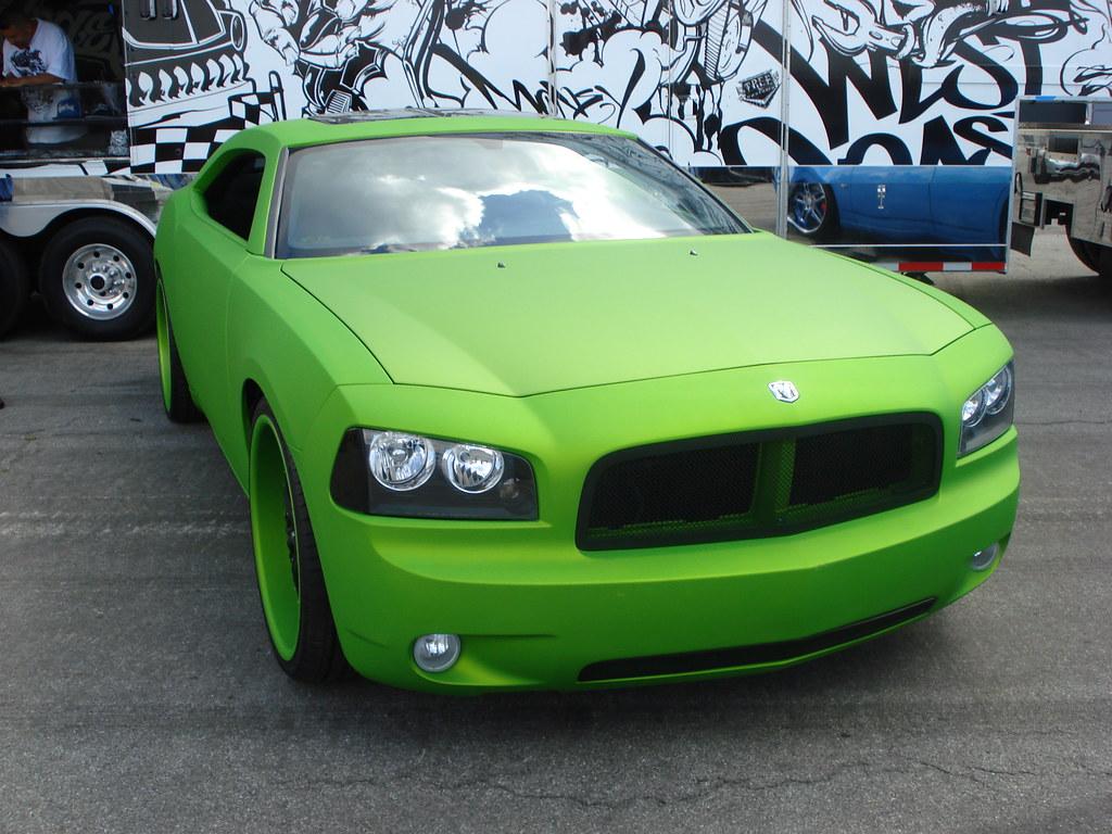2 Door Charger >> West Coast Custom S Dodge Charger 2 Door Conversion Flickr