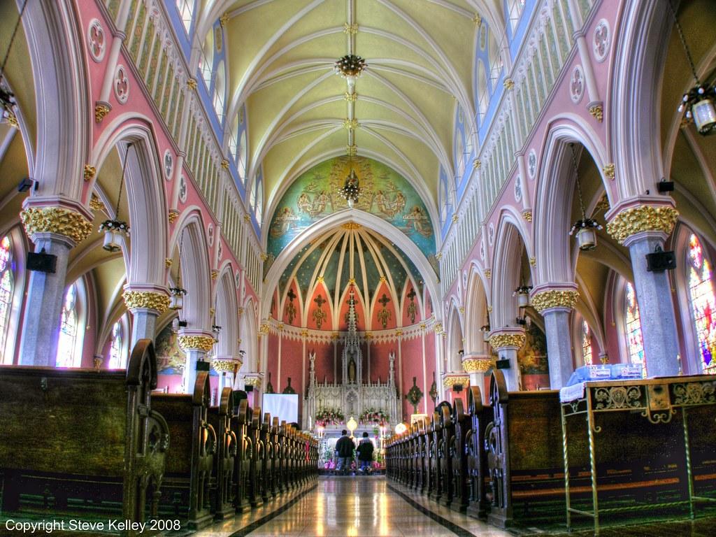 Church by mudpig