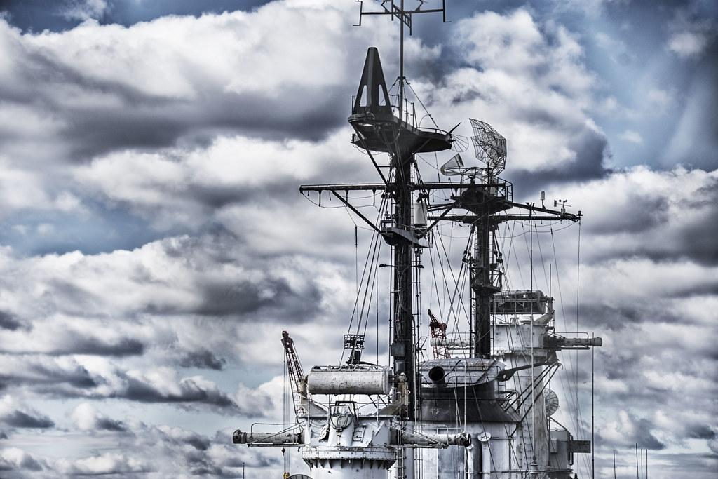 Superstructure--Heavy Cruiser