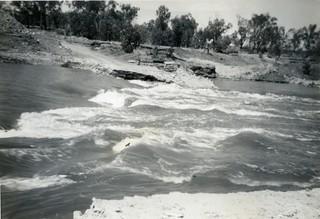 1961-11 - The break in the coffer dam November 1961 - KHS-2007-10-be-P2-D
