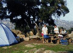 Teneja Campground