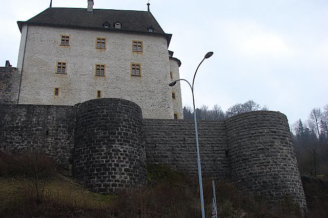 Castelo suíço / Swiss Castle