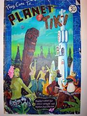 Planet Tiki by Lino M