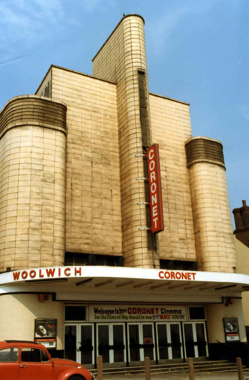 Coronet Woolwich