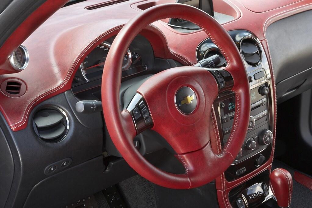 2009 Chevy Hhr Ss Panel Van Concept Jalopnik Flickr