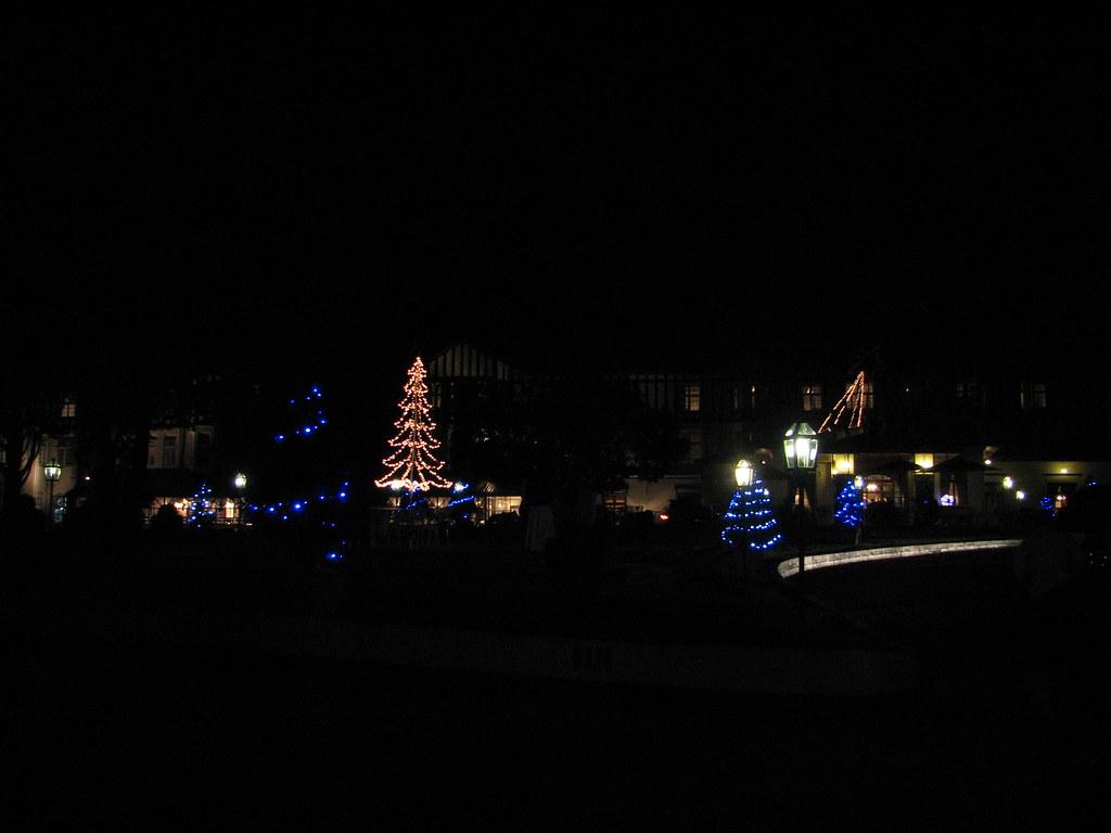 Christmas decorations...