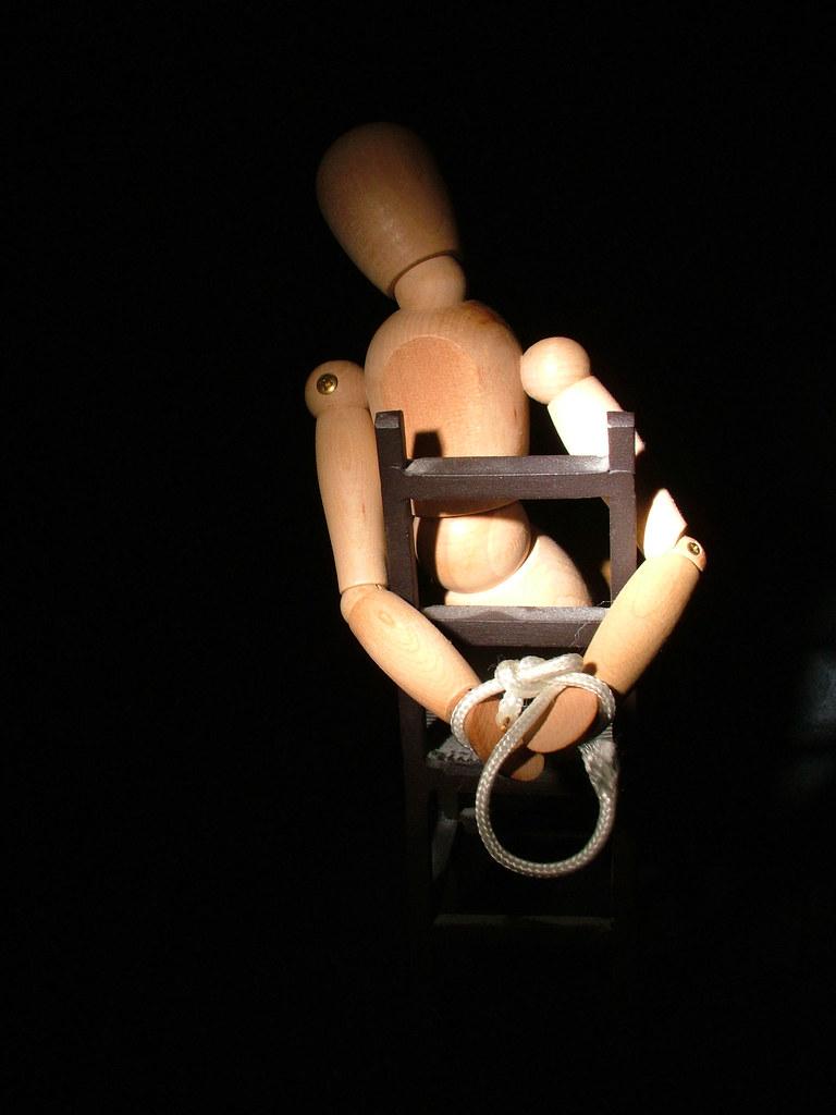Flash bondage