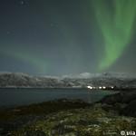 Viajefilos en Tromso, Auroras Boreales 012