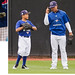 Marcus Stroman's nine-year-old brother, Jayden, is working out with the Jays. by LottOnBaseball