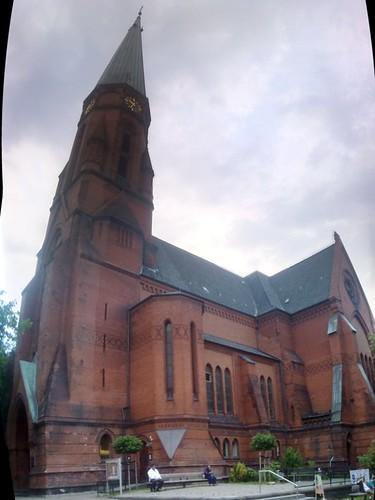 Friedenskirche Hamburg
