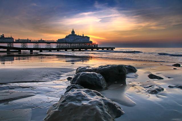 eastborne pier  x